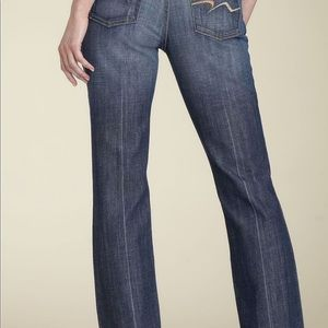 David Khan Jeans boot cut